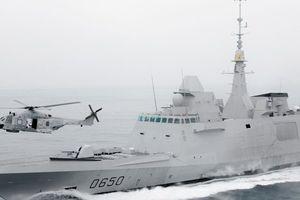 Tiết lộ sốc: Hai tàu chiến Pháp 'tịt ngòi', một tên lửa 'mất tích' khi tấn công Syria?