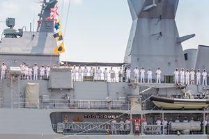 Ba tàu Hải quân Hoàng gia Australia bắt đầu chuyến thăm Việt Nam