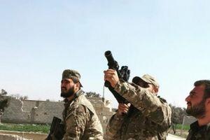 Hổ Syria giáng đòn tấn công bất ngờ vào phiến quân ở Qalamoun