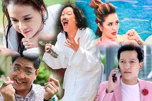 'Siêu sao siêu ngố': Những mảnh ghép hài hòa cho một phim hài Tết duyên dáng