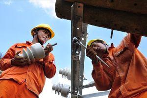 EVNSPC tăng cường kểm tra lưới điện đảm bảo vận hành lễ 30.4 – 1.5