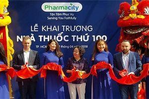 Pharmacity mở cửa hàng bán lẻ dược phẩm thứ 100