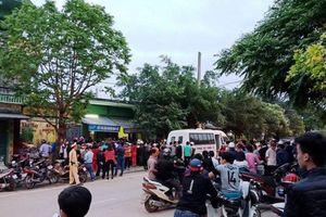 Thanh Hóa: Cặp vợ chồng tử vong bên cạnh khẩu súng