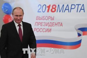 Tổng thống Nga V. Putin và những thách thức mới