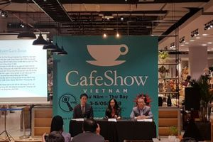 Nhiều hoạt động hấp dẫn tại Cafe Show Việt Nam 2018