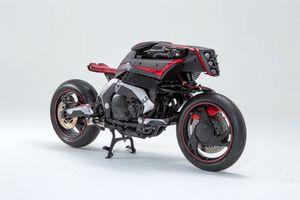 Yamaha GTS độ phong cách 'người ngoài hành tinh'