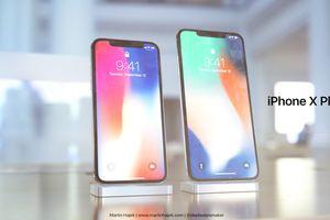 iPhone 2018 có thể sẽ hỗ trợ bản 2 SIM