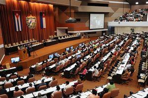 Cuba: Phiên họp Quốc hội lịch sử bầu các vị trí chủ chốt của Chính phủ