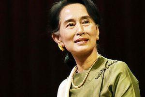 Chân dung nữ Cố vấn Nhà nước Myanmar hôm nay thăm chính thức Việt Nam