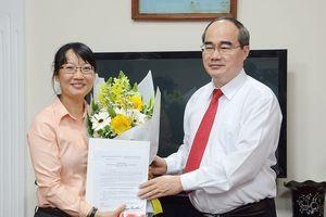Điều động Bí thư Quận ủy Gò Vấp về Liên đoàn Lao động TPHCM