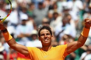 Khiến Dominic Thiem thảm bại, Rafael Nadal thẳng tiến bán kết Monte Carlo