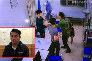 Khởi tố kẻ hành hung bác sĩ Bệnh viện Xanh Pôn dã man