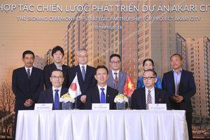 Nam Long công bố hợp tác phát triển dự án Akari City 8,5 hecta