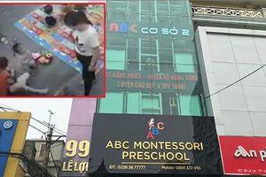 Đình chỉ giáo viên mầm non bạo hành trẻ dã man ở Nghệ An