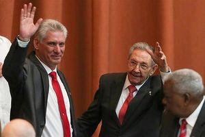 Điện mừng tân Chủ tịch Cuba Miguel Díaz Canel