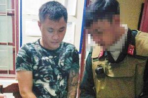 Cảnh sát cơ động bắt 9X mua thuốc lắc, ma túy đá về tổ chức sinh nhật