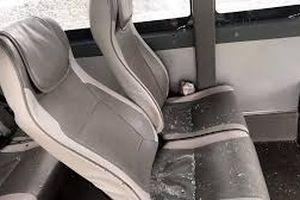 Tái diễn tình trạng ném đá vào xe khách đang lưu thông trên cao tốc
