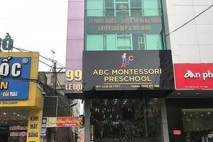 Nghệ An: Cơ sở GDMN tư thục ABC được cấp giấy phép 1 ngày đã bị tạm đình chỉ hoạt động
