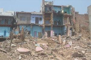 Tổ chuột nghìn con là thủ phạm phá sập ngôi nhà 3 tầng ở Ấn Độ