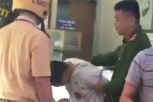 Nam thanh niên nghi mang súng cướp tiệm vàng trong đêm