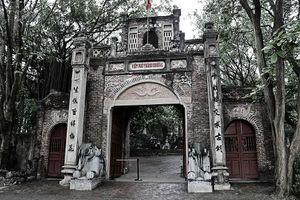 Đến Việt Phủ Thành Chương - nơi trú ngụ của tâm hồn Việt