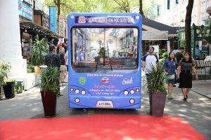TPHCM có mô hình xe buýt sách