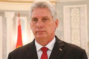 Cuộc đời tân Chủ tịch Cuba Miguel Díaz-Canel Bermúdez qua ảnh
