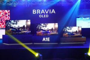 Sony công bố thế hệ TV Bravia OLED và 4K HDR mới