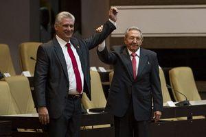 Lãnh đạo Việt Nam gửi điện mừng tân Chủ tịch Cuba Miguel Díaz Canel