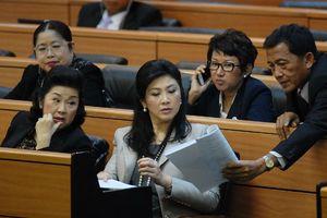 Con chủ bài của ông Thaksin tuyên bố rút lui