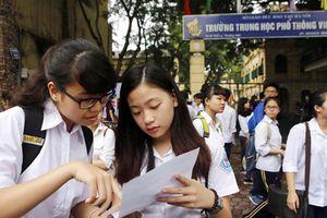 Hà Nội công bố 9 điểm mới trong tuyển sinh lớp 10 năm học 2018-2019