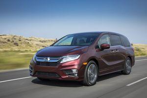 Honda Odyssey 2019 mở bán tại Mỹ, giá từ 31.000 USD