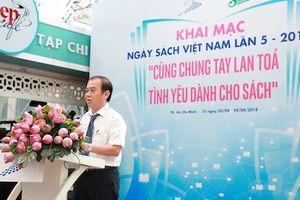 Ngày Sách Việt Nam lần thứ 5: Lan tỏa văn hóa đọc và tình yêu sách