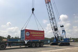 Chính thức đưa cảng Sóc Trăng vào khai thác