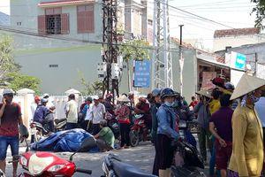 Phản đối nhà máy điện gió, người dân 'bao vây' trụ sở xã