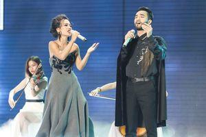 Học trò Như Quỳnh chinh phục Quang Lê ngay từ câu hát đầu tiên