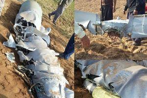 Hình ảnh nghi của Kh-101 Nga rơi tại Iran