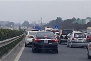 BOT Pháp Vân - Cầu Giẽ không xả trạm: Lãnh đạo lên tiếng