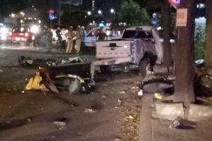 Xác định nguyên nhân vụ ôtô 'điên' gây tai nạn, 7 người thương vong