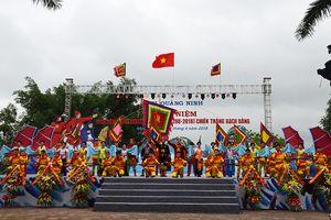Kỷ niệm 1080 năm và 730 năm chiến thắng Bạch Đằng