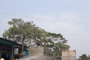 Nghệ An: Quốc lộ biến thành điểm rửa xe, thanh tra bất lực?