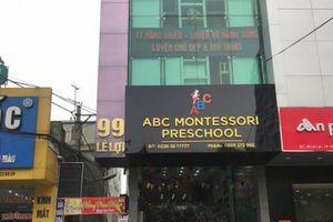Nghệ An: Cơ sở mầm non nơi cô giáo bạo hành trẻ bị đình chỉ