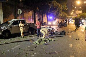 Lời khai của tài xế xe 'điên' tông chết 2 người ở Sài Gòn
