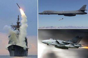 Kết quả thực sau những tuyên bố trái chiều: Syria diệt 71 hay trúng 60 tên lửa?