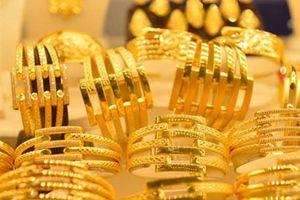 Giá vàng SJC giảm mạnh phiên cuối tuần, mất mốc 37 triệu đồng/lượng