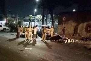Vụ tai nạn trên đường Nguyễn Hữu Cảnh: Tài xế chạy lạng lách, đạp nhầm chân ga?!?