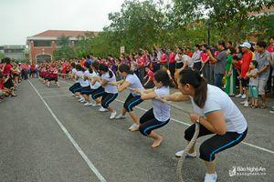 Hơn 550 vận động viên tham gia Hội thao truyền thống ngành Giao thông Vận tải