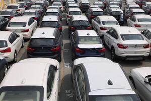 Nhiều mẫu xe nhập từ châu Âu về Việt Nam