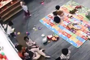 Phòng giáo dục chỉ đạo sa thải cô giáo kẹp đùi đánh trẻ