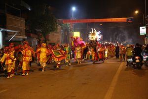 Lễ hội Phủ Dầy 2018: Tôn vinh giá trị truyền thống tín ngưỡng thờ Mẫu